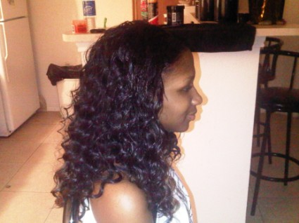 27 piece weave hairstyles pictures : Pin 27 Piece Sew In Weave Hairstyles on Pinterest
